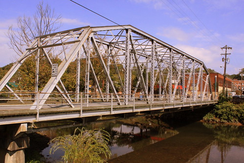 Old Toccoa River Bridge - McCaysville, GA