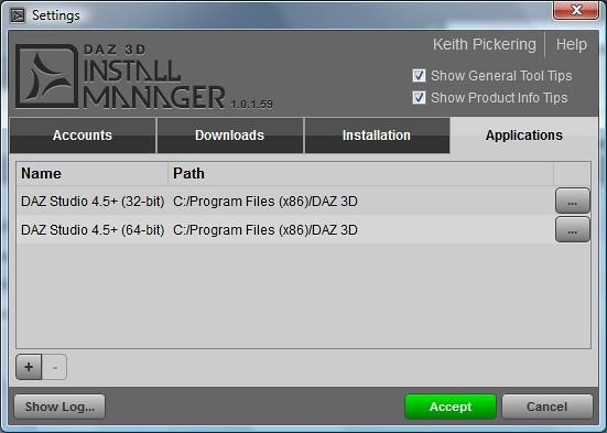 Daz3D - Poser - New 300811 64 bit