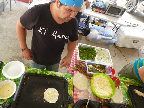 Ki Mexico Caterers / Shreveport Farmers Mkt by trudeau
