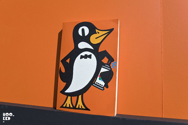 Penguin Street Art Series