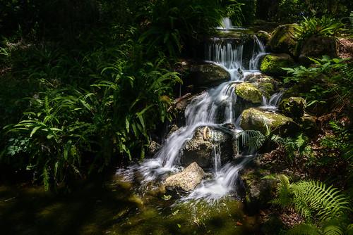 usa water landscape waterfall spring florida manmade features dunnellon rainbowspringsstatepark