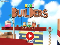 Toca Boca posted a photo:	From the iPhone & iPad app Toca Toca Builders by Toca Boca. Art by Emil Berner.