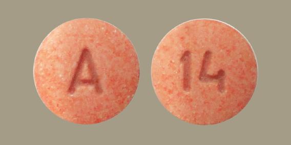 Round Orange Suboxone Pills