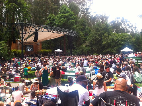 Deltron 3030 at Stern Grove 2013