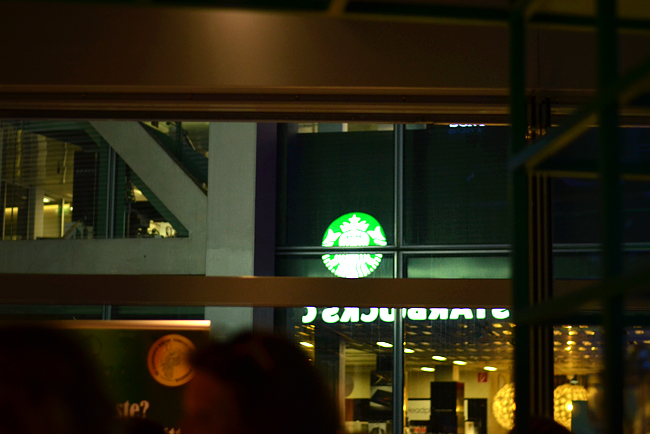 Starbucks Discoveries Party 1