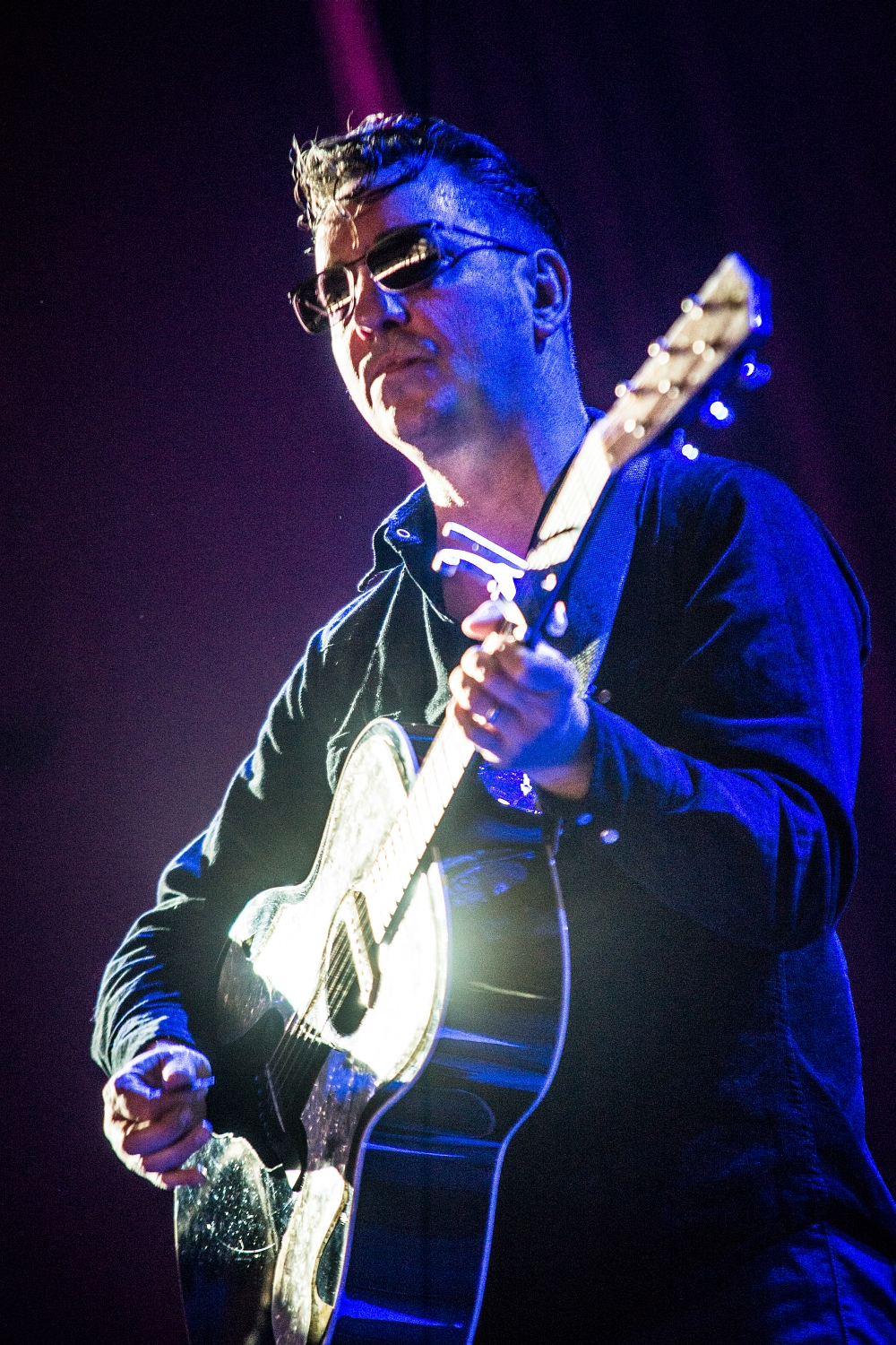 Richard Hawley @ Rock Werchter 2013 (Jan Van den Bulck)