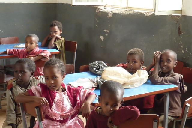 Enemore Epicenter School Children