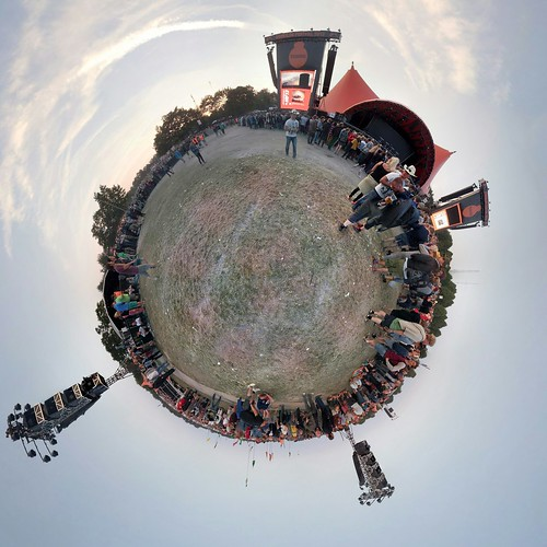 Planet Roskilde by Stig Nygaard