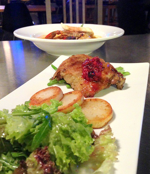 TopShelf Restaurant - TTDI-005