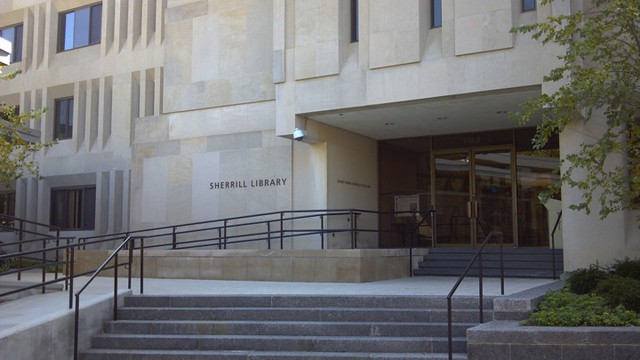 Sherrill_Library
