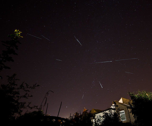 Perseids, 13 Aug 2013