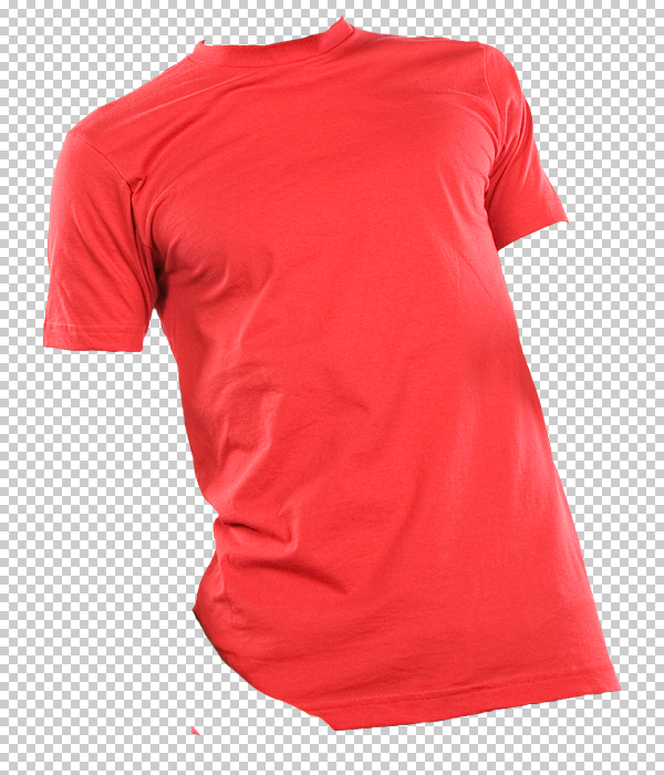 Tutorial - Making a shirt mock-up template from a photo