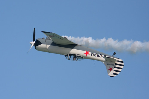 Yak-50 G-CBPM