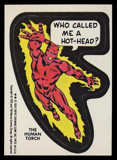 msh_bubblegum_13 The Human Torch