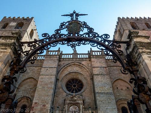 Catedral de Siguenza Arco de Forja