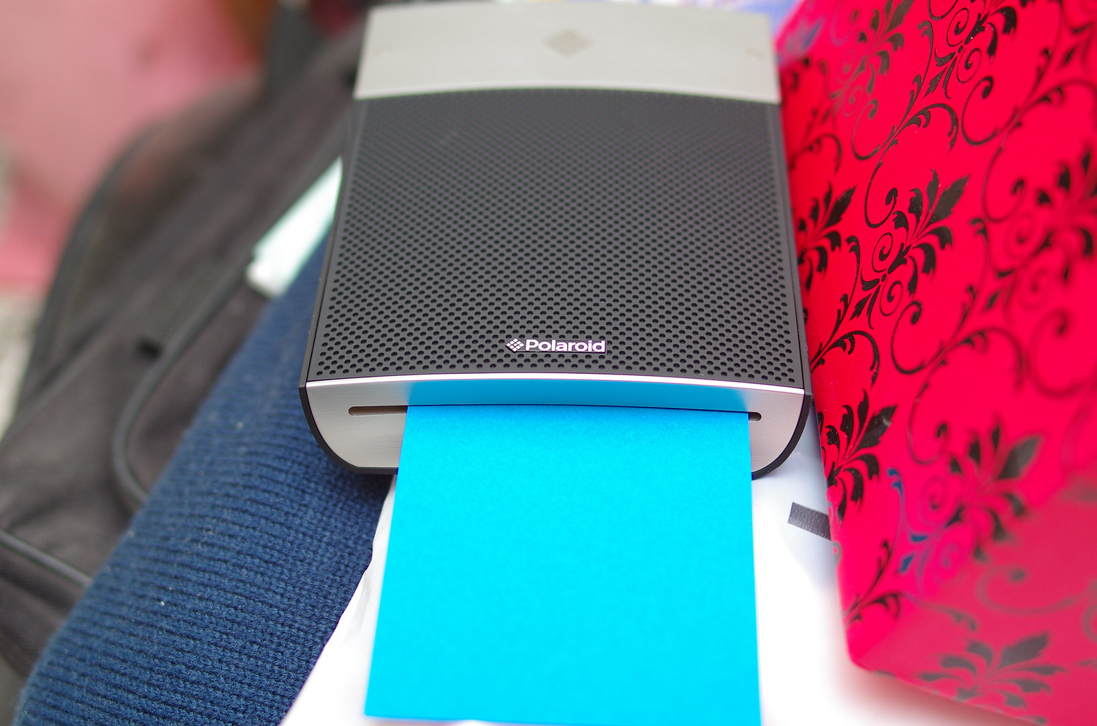 Polaroid GL10  開箱