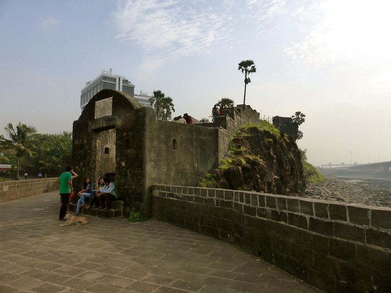 Bandra Fort - Land's end