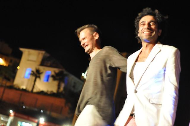 Nicolas Cante & Cyril Benhamou by Pirlouiiiit 06092013