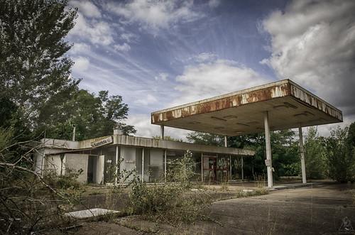 La maudite Station