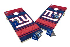 New York Giants Custom Cornhole Boards XL