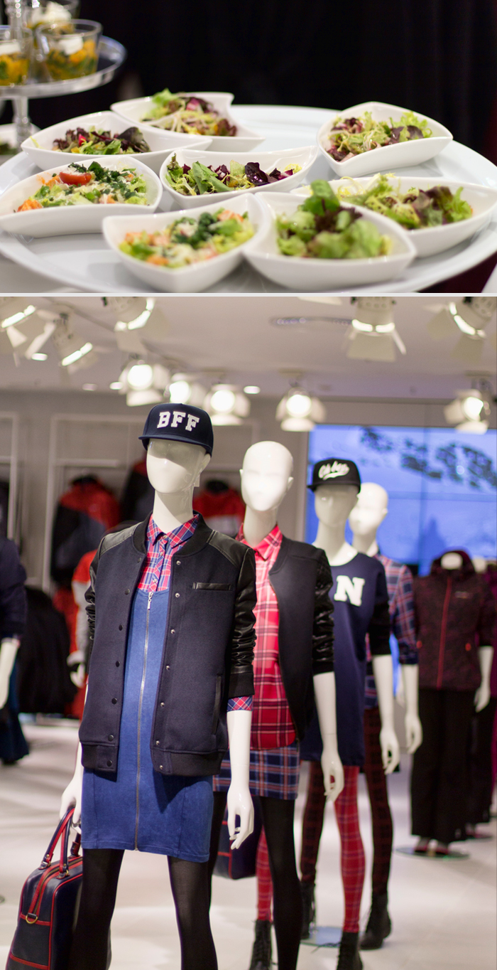 barbara crespo c&a aperture shop dusseldorf germany outfits fashion blogger trip