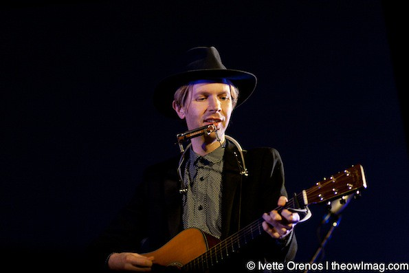 Beck @ Station to Station, LA 9/26/13