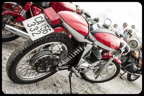 XXVI Reunión Internacional de Motos Clásicas MC Pistón