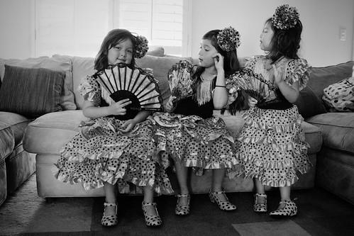 Las Niñas Flamencas