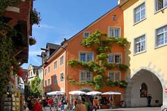 Meersburg - Unterwegs in der Altstadt (03)