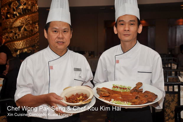 Top 10 Best Favourite at Xin Cuisine Concorde Kuala Lumpur 1
