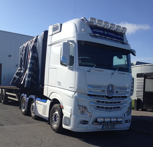 John M Phillips _ Mercedes Actros 2563!!!!