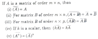 CBSE Class 12  Maths Notes : Matrices