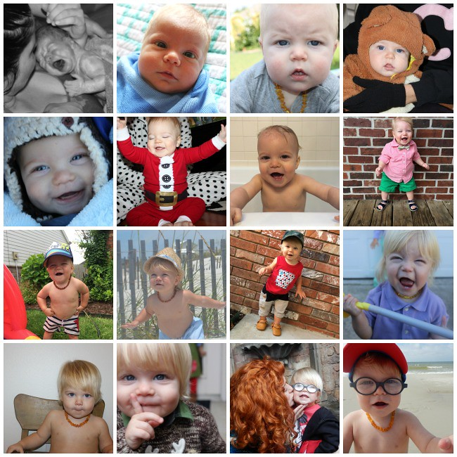 Harry2yearsCollage