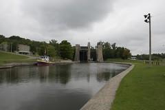 Peterborough Ontario ~ Canada ~  Peterborough Lift Lock National Historic Site of Canada