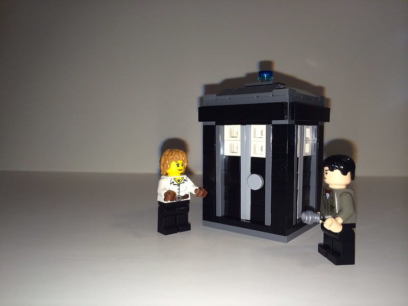 Dr Who Tardis Tent Instructions