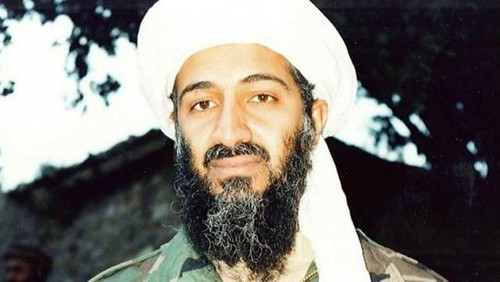 Líder yihadista - Osama Bin Laden
