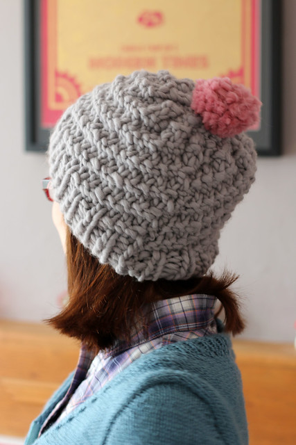 Stitch & Story Luca Pom Hat Kit