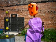 Public art in Lafayette  Gardens, Detroit
