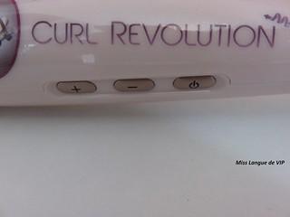 Remigton curl révolution arret