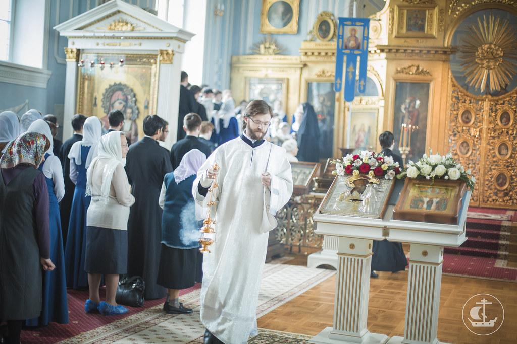 20 мая 2015, Всенощное накануне Вознесения Господня / 20 May 2015, Vigil on the eve of the Lord's Ascension