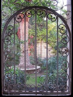 The garden, Casteldaccia, Sicily
