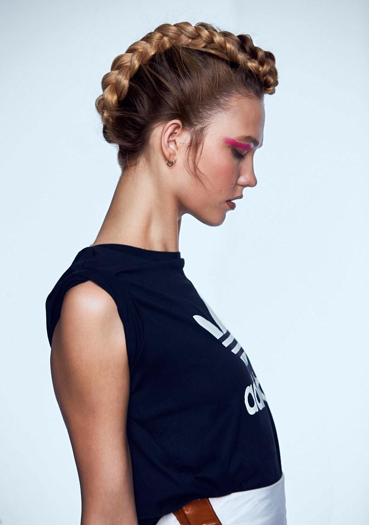 Карли Клосс — Фотосессия для «Glamour» UK 2016 – 6