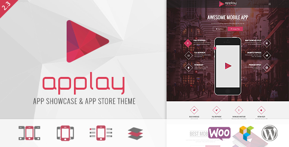 Applay v2.4.2 - Wordpress App Showcase & App Store Theme