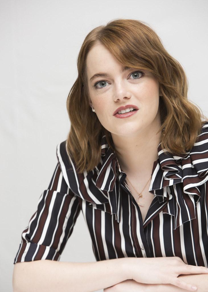 Эмма Стоун — Пресс-конференция «Ла-Ла Ленд» на «TIFF» 2016 – 50