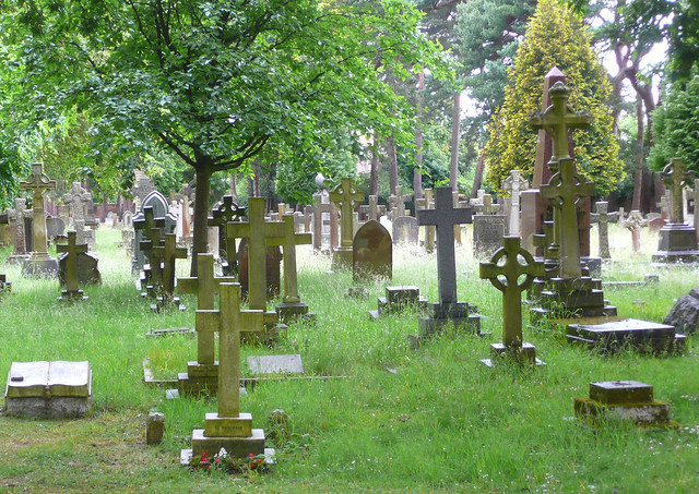 Cemetery, Panasonic DMC-TZ3