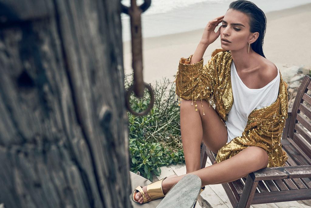 Эмили Ратайковски — Фотосессия для «C California Style» 2016 – 1