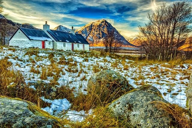 Blackrock Cottage-Glencoe