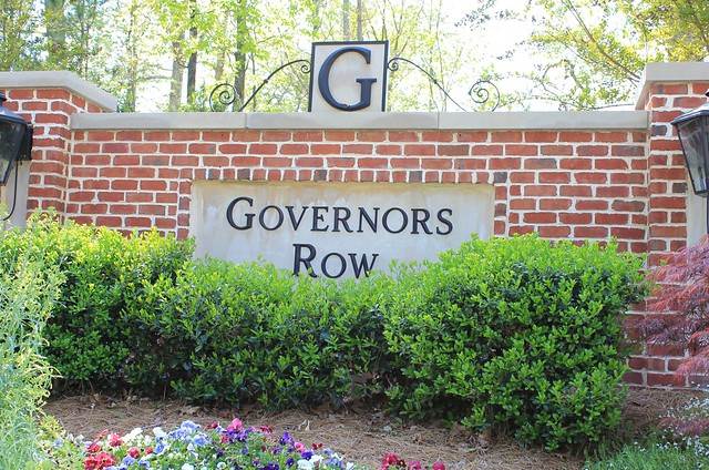 Governor's Row, Cary NC