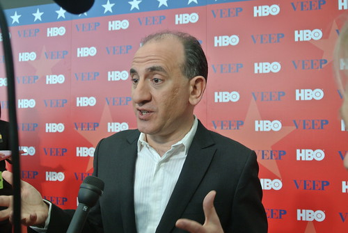 VEEP Executive Producer, Armando Iannucci