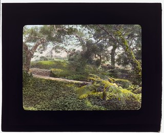 """Glen Oaks,"" James Hobart Moore house, East Valley Road, Montecito, California. (LOC)"
